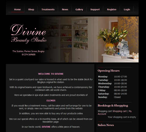 Salon software salon management software hair and beauty for K divine hair salon